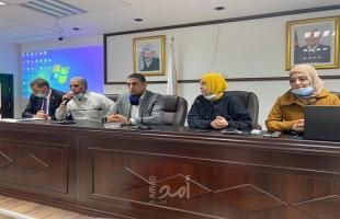 حركة فتح إقليم قلقيلية تنظم دورة المراقبين للانتخابات الفلسطينية 2021