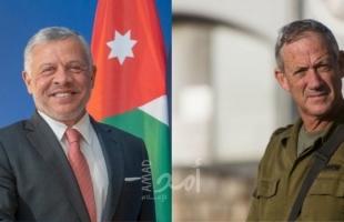 """غانتس يصف أحداث الأردن """"شأنا داخليا"""" ودعوات لتقديم """"مساعدات إسرائيلية صحية"""""""