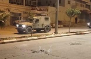 قوات الاحتلال تغلق حاجزي حوارة وبيت فوريك جنوب وشرق نابلس