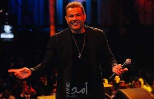 """عمرو دياب يشوق جمهوره إلى أغنيته الجديدة """"أحلى ونص"""""""