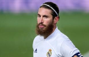 ريال مدريد يعلن إصابة راموس بفيروس كورونا