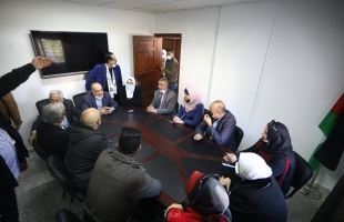 """القدوة: إجراء تغيير في النظام السياسي ضرورة عبر """"انتخابات عامة"""" وبمشاركة القدس"""