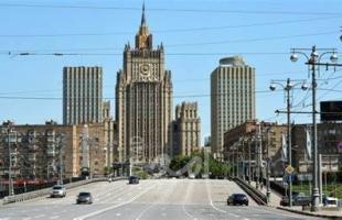 الخارجية الروسية تستدعي سفير واشنطن إزاء تدخل شركات أمريكية في الانتخابات