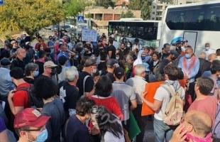 القدس: لقاء تضامني ومظاهرة في الشيخ جراح تنديدا بسياسات سلطات الاحتلال