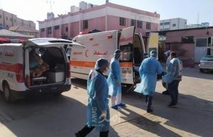 """غزة: 3 حالات وفاة و250 إصابة جديدة بفيروس """"كورونا"""""""