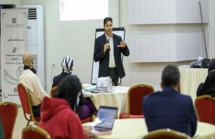 لجنة الانتخابات تبدأ تدريب المراقبين على الانتخابات الفلسطينية 2021
