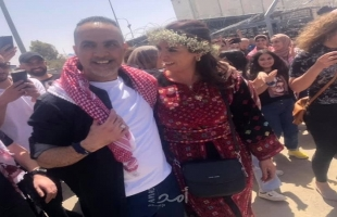 """الشعبية تهنئ """"عاصم كعبي"""" بتحرره بعد اعتقال 18 عاماً"""