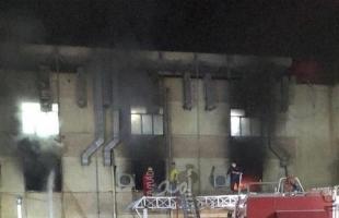 الخارجية: (3) ضحايا فلسطينيات في حريق مستشفى ابن الخطيب في بغداد