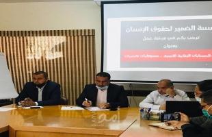 غزة: مطالبات بتبني استراتيجية وطنية لحل اشكالية إغلاق الحسابات البنكية للأسرى