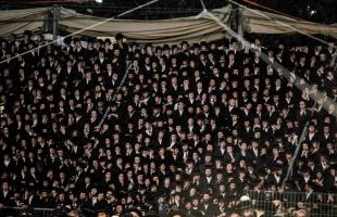 إسرائيل تبدأ سماع شهود حادث التدافع الذي أودى بحياة 45 شخصا