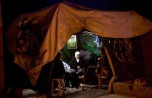 بدء اعتصام مفتوح وفعاليات في المنازل الأربعة المهددة بالإخلاء في حي الشيخ جراح