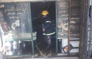 الدفاع المدني: طواقمنا تعاملت مع (45) حادث خلال 24 ساعة بالضفة