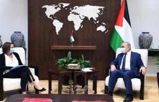 اشتية يطالب الأمم المتحدة بالمزيد من الضغط على إسرائيل لعقد الانتخابات بالقدس