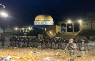 تواصل ردود الأفعال الفلسطينية المنددة حول أحداث القدس وحي الشيخ جراح