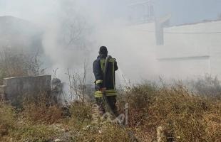 الدفاع المدني: طواقمنا تعاملت مع (42) حادثاّ خلال 24 ساعة بالضفة