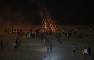 بدء الإرباك الليلي في بيتا..ومواجهات في الشيخ جراح مع قوات الاحتلال