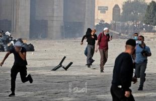 ردود فعل فلسطينية غاضبة تنّدد بجريمة اقتحام وتدنيس المسجد الأقصى