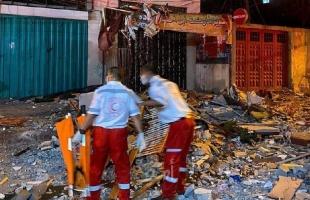 القسام: العدو الإسرائيلي قصف هدفٍ كان يتواجد فيه مجاهدون..هناك شهداء ومفقودين
