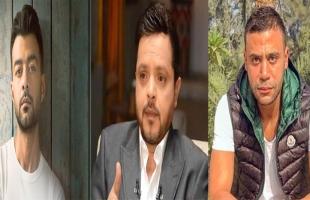 فنانون مصريون يعلنون تضامنهم مع الشعب الفلسطيني