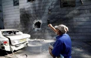 إعلام عبري: سقوط صاروخ  بشكل مباشر على مبنى في أسدود