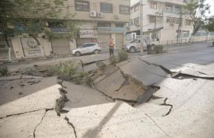 بلدية غزة: قصف جيش الاحتلال يتسبب بقطع المياه عن 200 ألف نسمة شرق المدينة