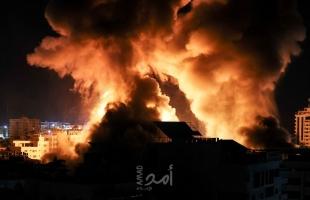 اتفاق وقف إطلاق النار يدخل حيز  التنفيذ..ومسيرات شعبية في مدن فلسطين