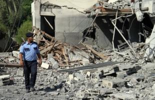 شرطة غزة تكشف إجراءاتها خلال العدوان الإسرائيلي واستشهاد عدد من عناصرها
