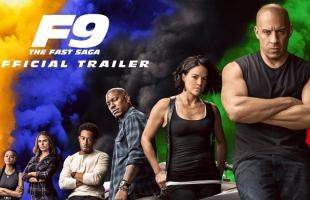 Fast & Furious 9 يحقق 59 مليون دولار يوم افتتاحه في الصين