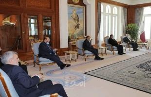 آل ثاني: قطر قامت بدور نشط بين إسرائيل وحماس في السنوات الأخيرة