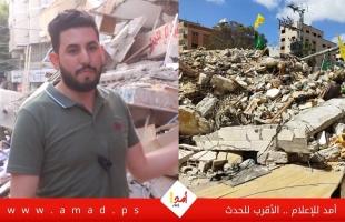 إخلاء المنازل.. إرهاب إسرائيلي ممنهج سرق أحلام الغزيين - فيديو