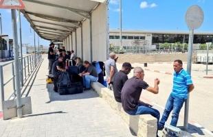 فتح معابر قطاع غزة لإدخال مساعدات طبية دولية وصحافيين أجانب