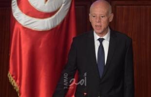 """تونس: قيس سعيد و""""الدستوري الحر"""" يتصدران استطلاعات الرأي"""