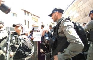 (58) عائلة مهددة منازلهم بالهدم يدعون لوقفة أمام محكمة الاحتلال بالقدس