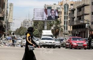 السيسي يوجه بسرعة إدخال معدات للمساهمة بإعادة إعمار غزة