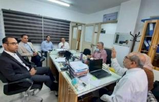 وصول وفد طبي فلسطيني أوروبي إلى غزة