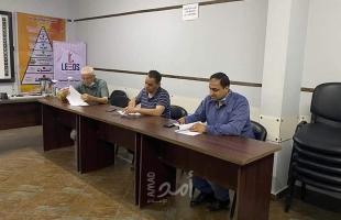 """اللجنة الإعلامية للمؤتمر العلمي الدولي """"اقتصاد المعرفة"""" تعقد اجتماعها الأول بغزة"""