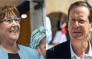 """الكنيست ينتخب رئيساً جديداً لإسرائيل خلفاً لـ""""روفلين"""""""