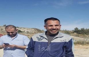 """قوات الاحتلال تفرج عن الصحفي """" علاء الريماوي"""""""