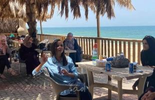 فلسطينيات تنفذ عده لقاءات مفتوحة لدعم نفسي للصحافيات - صور