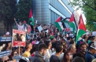 اختيار لجنة تنسيقية لتطوير عمل المؤسسات الفلسطينية في أمريكا