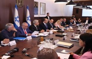 """بعد ثلاث سنوات.. الحكومة الإسرائيلية تُصادق على """"الميزانية العامة"""""""