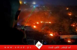 اندلاع مواجهات مع قوات الاحتلال بالمنطقة الشرقية لجبل صبيح في نابلس
