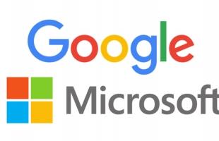 جوجل ومايكروسوفت أمام القضاء من جديد