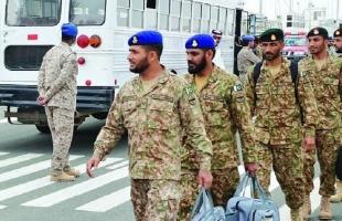 استنفار للقوات الباكستانية على الحدود مع أفغانستان