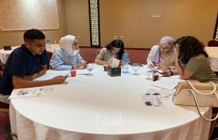 """فلسطينيات تنظم تدريبا للصحفيين في """"رقابة الإعلام على الأداء العام"""""""