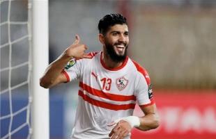 """""""فرجاني ساسي"""" لاعب الزمالك السابق يصل قطر لتوقيع عقود انضمامه إلى الدحيل"""