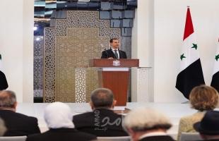 في خطاب القسم.. الأسد يحدد توجهات سوريا للسنوات السبع القادمة