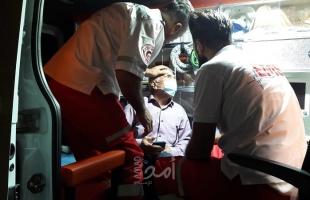 إصابة مواطن ونجله برضوض في اعتداء للمستوطنين شمال رام الله