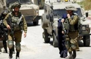 جيش الاحتلال يمنع المواطنين من الدخول أو الخروج من بلدة يعبد غرب جنين