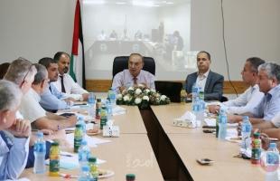 اللجنة التوجيهية لتحديد الأولويات البحثية الوطنية تعقد اجتماعها الأول
